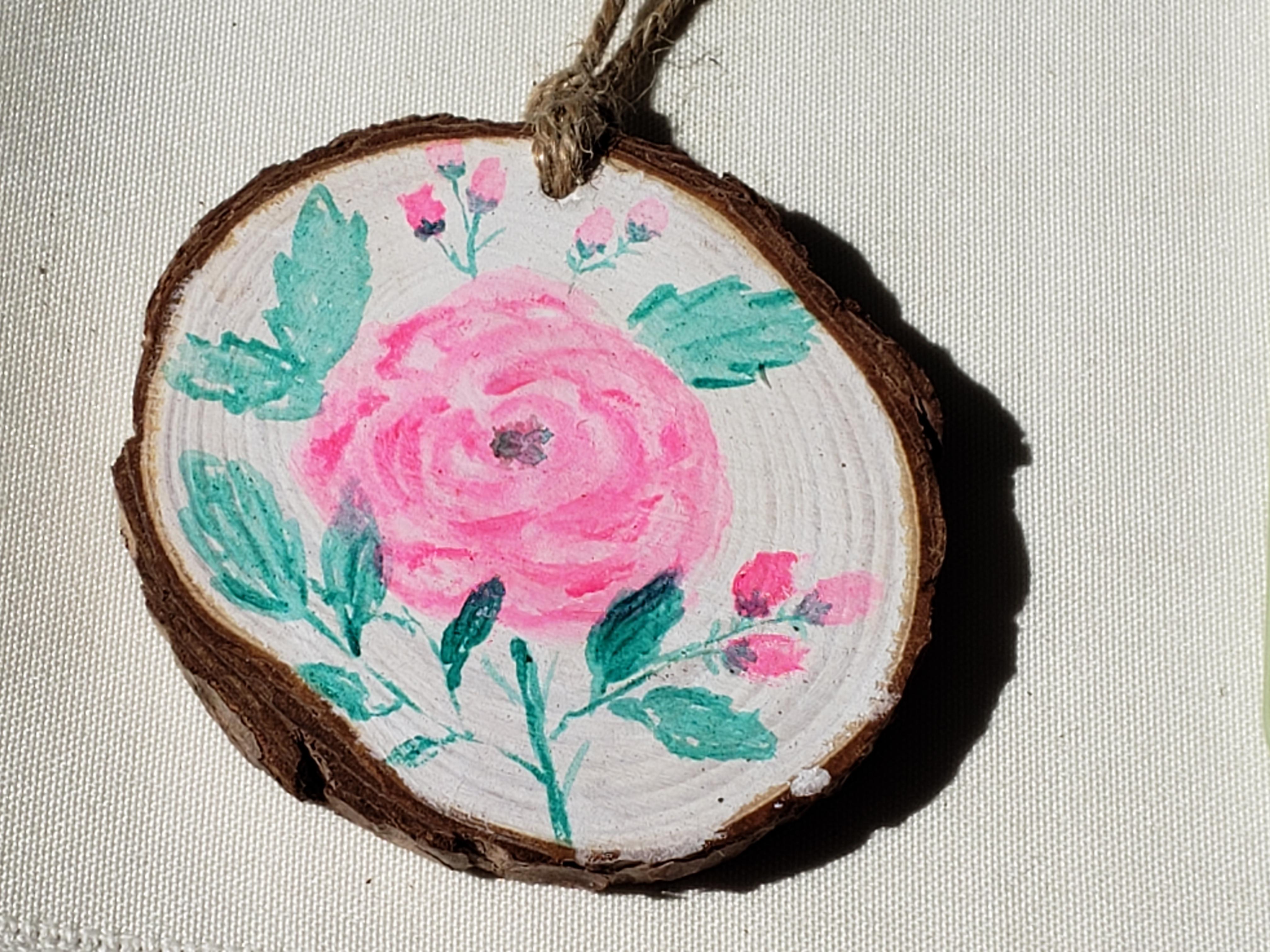WSP-20-007 Pink roses