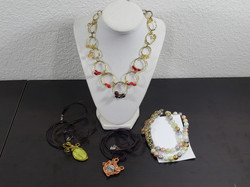 Handmade Jewelry - Necklace and Pendant.