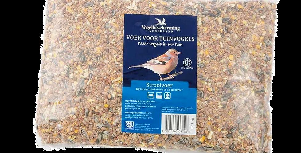 Vogelbescherming voedertafelmix