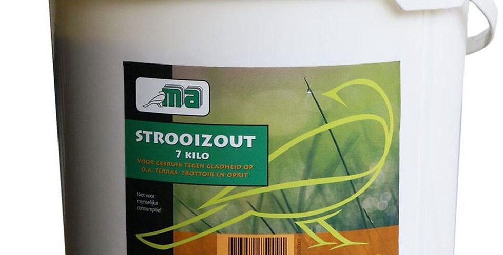 Strooizout 7kg