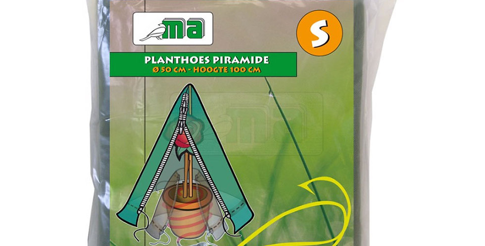 Planthoes Piramide 100 x 50 cm