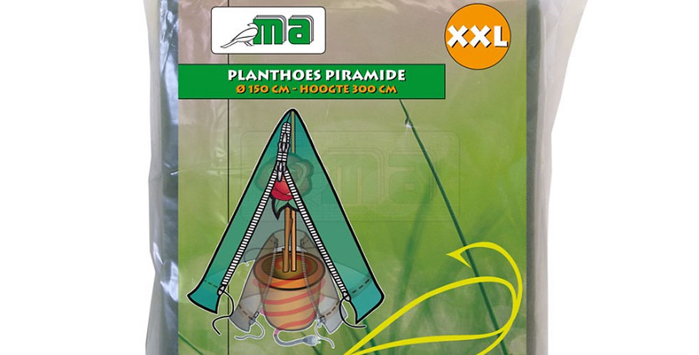 Planthoes Piramide 300 x 150 cm