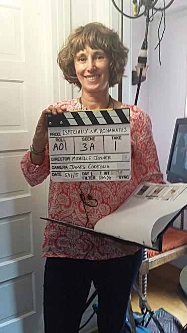 Michelle Joyner Director, Writer, Writing Coach, Actree