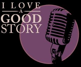 I Love Good Story Story Salon Michelle Joyner POd Cast