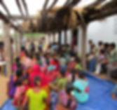Meeting villagers seeking support for Ti