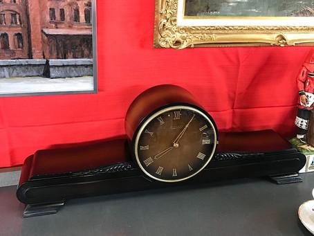セイコーウエストミンスター置物時計
