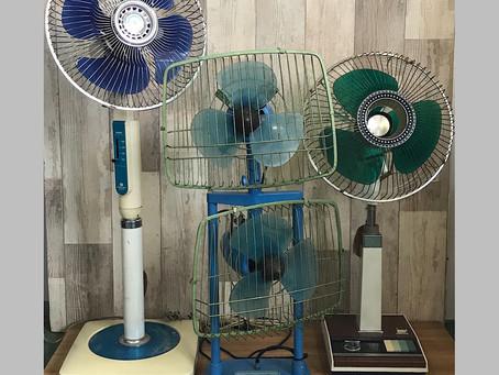 レトロ扇風機その2