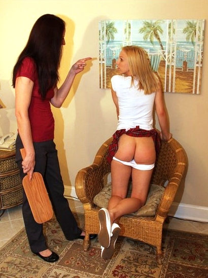 paddling, spanking, corporal punishment
