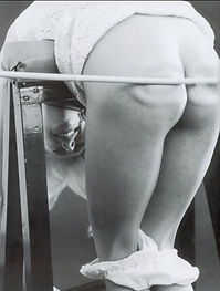 spanking, caning, corporal punishment