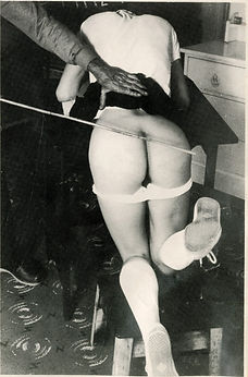 caning, corporal punishment, schoolgirl