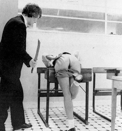 tawse, corporal punishment, spanking, schoolgirl