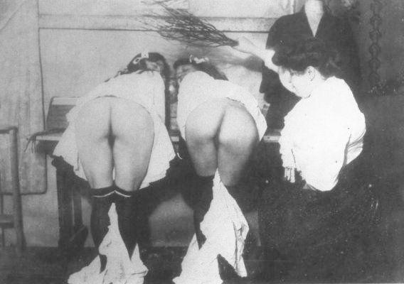 spanking, birching, corporal punishment, schoolgirls