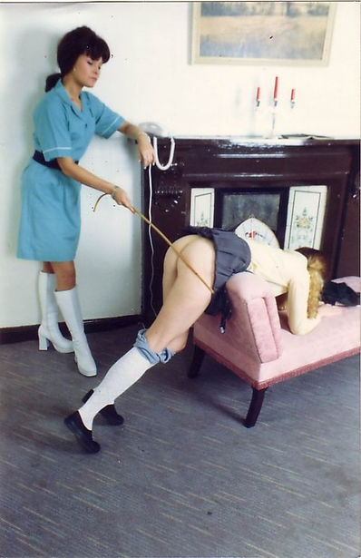 Spanking, corporal punishment, caning