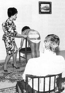 Paddling. Corporal punishment