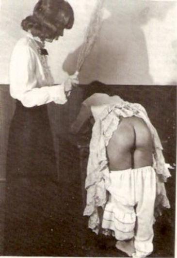Spanking, corporal punishment, birch