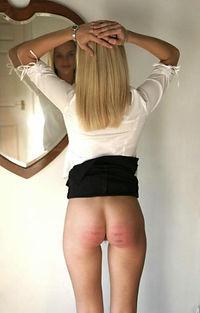 Spanking, caning, schoolgirl, corporal punishment