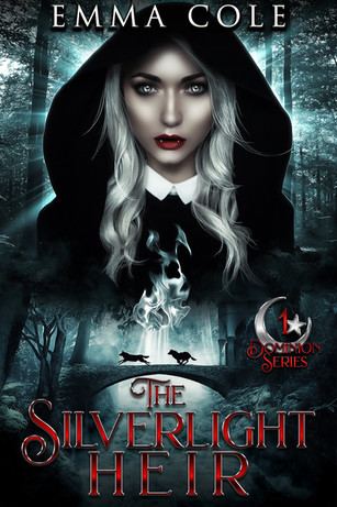 The Silverlight Heir by Emma Cole