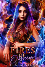 Fires of Obessesion by J. Kearston