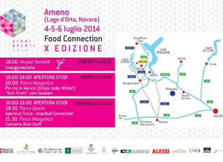 Food Connection - Three days in Ameno: Food, artist, design and more