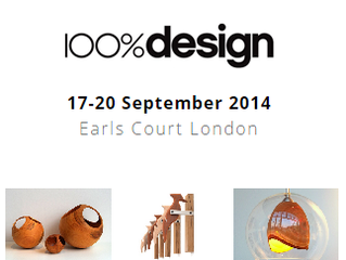 100% DESIGN LONDON, with Slow Wood