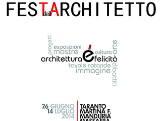 Festa dell'Architetto - Architecture is Happiness
