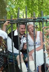 Wedding, Belladrum Festival