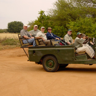 Game Drive with Shawn