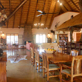 Lodge Interior as our home