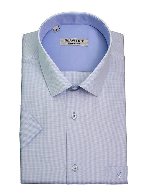חולצה Regular fit טקסטורה עדינה