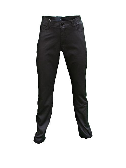 מכנסים בגיזרה ג'ינס LYCRA