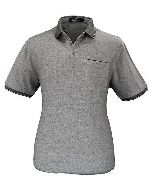 חולצה טריקו פולו פיקה עם כיס