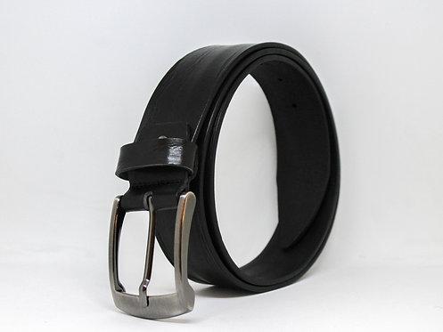 חגורת עור איטלקי black