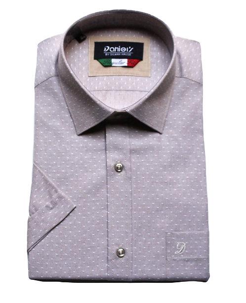 חולצה קצרה REGULAR FIT עם כיס