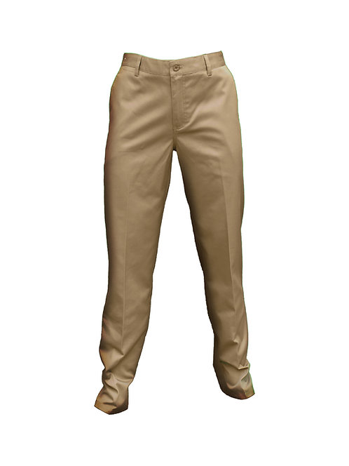 מכנסיים כותנה אל קמט