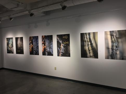Komqwejwi'kasikl exhibition photos