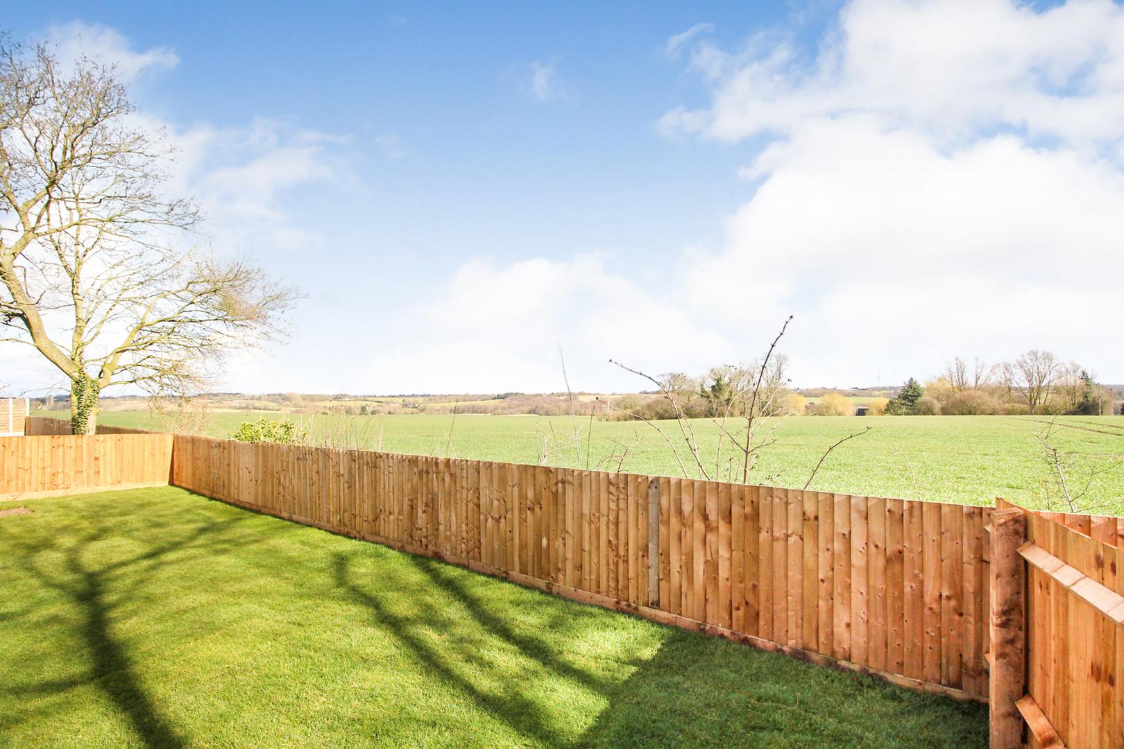 Rear Garden View, Plot 3, Shalford, Essex