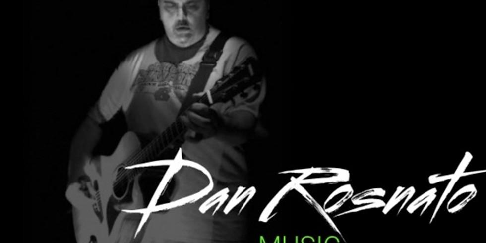 Live Music on the Patio with Dan Rosanato