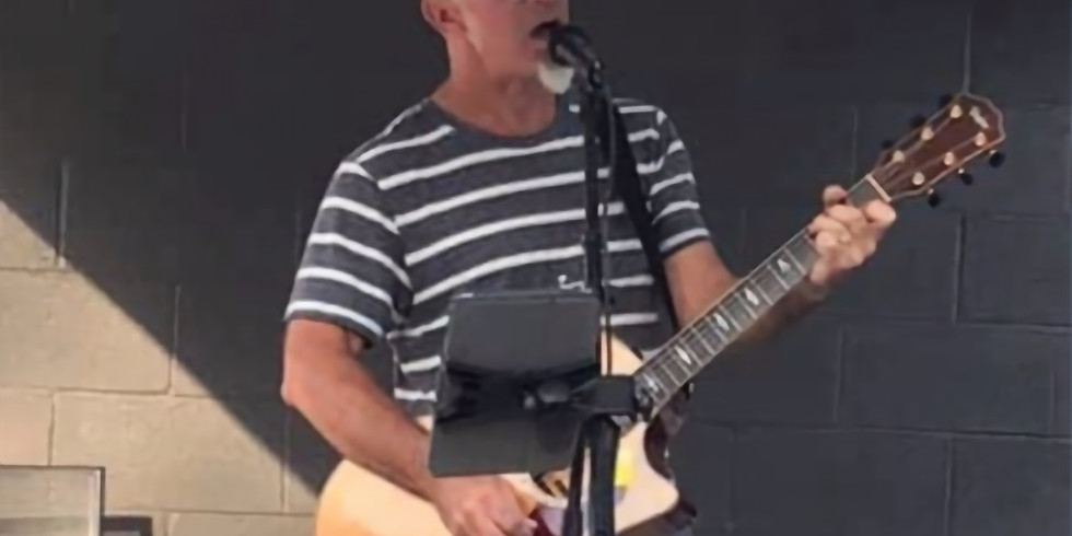 Live Music on the Patio with Max Parker