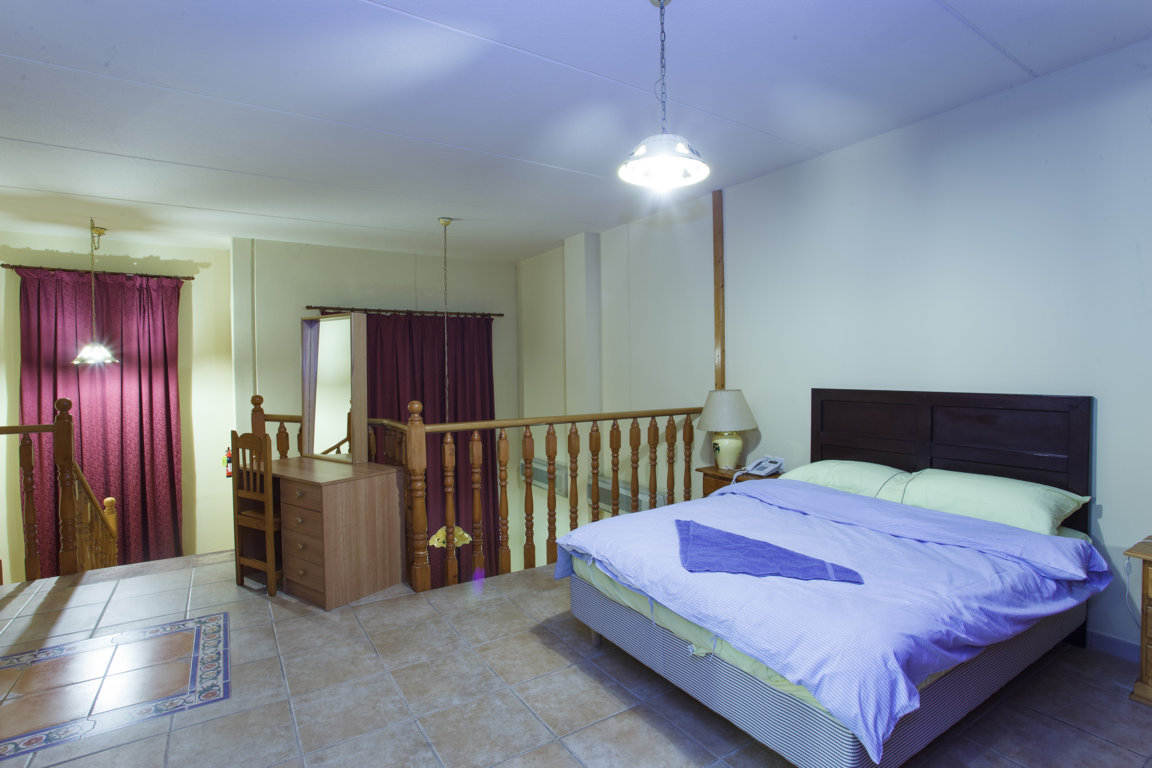 Photo of a sleeping area in a Las Dunas Villa