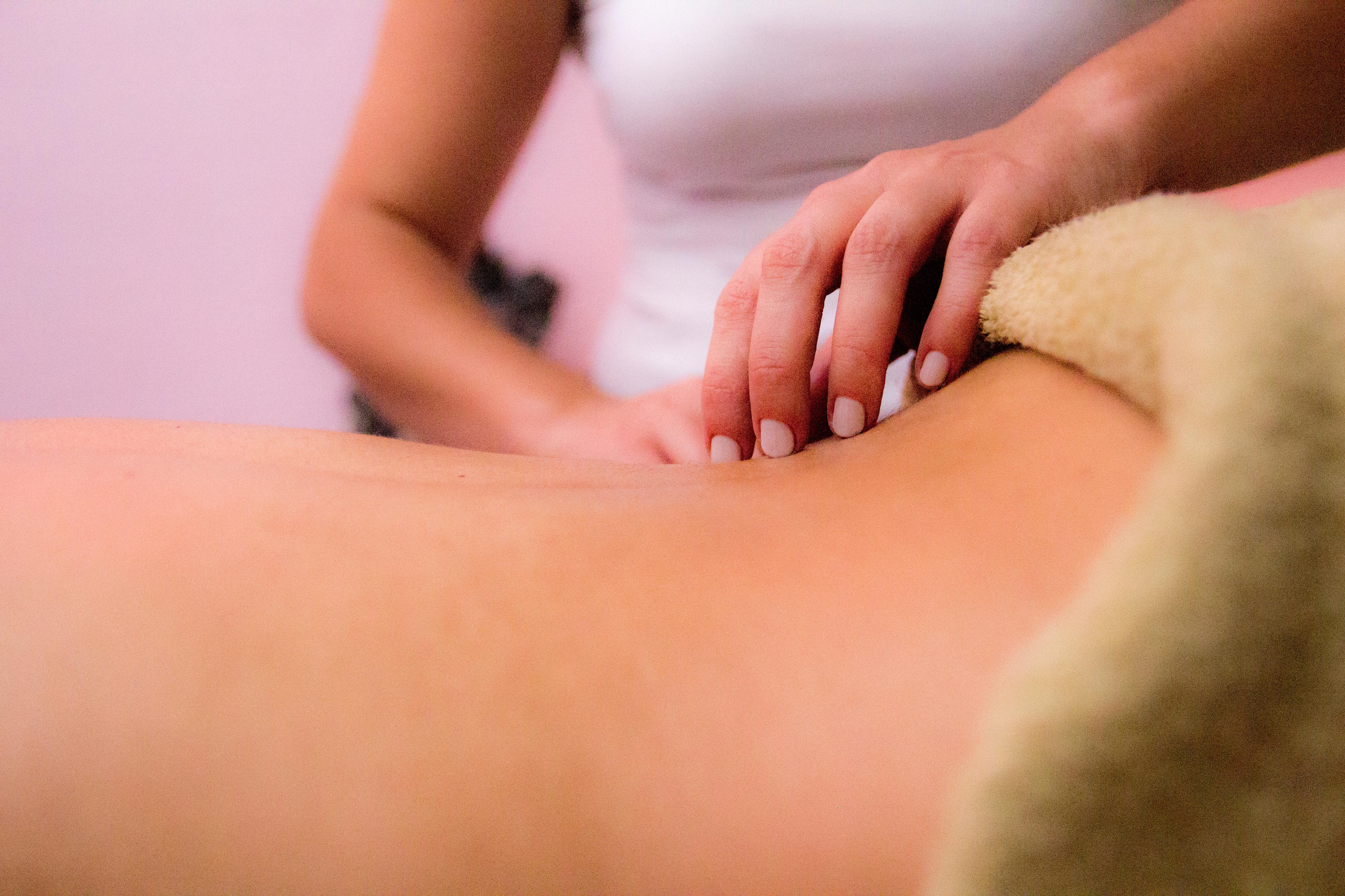 Massagem Tântrica Feminina
