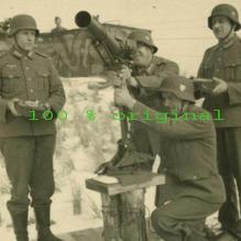 Lewis M20 with German Heer Atlantikwall.
