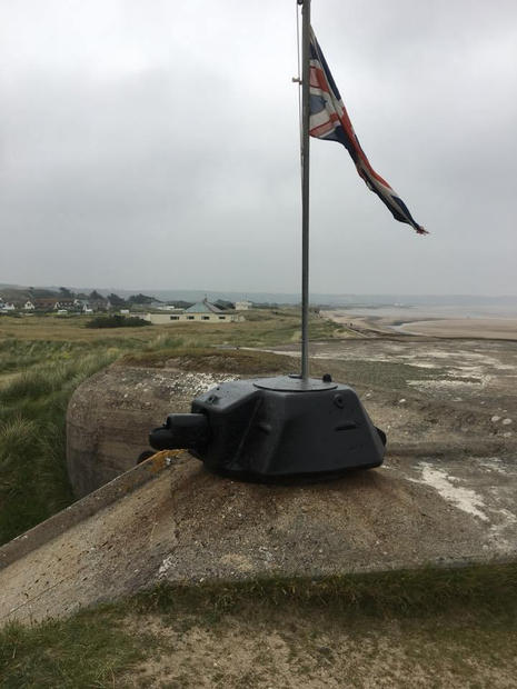 French turret--fortifications-is-found-a