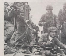Battle of the Bulge German paratroopers.