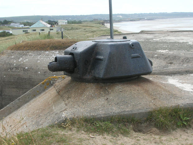 French Turret--Tobruk_at_the_CI_Military