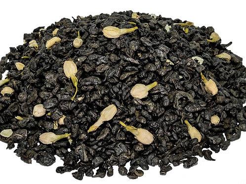 Жасминовый чай с добавлением цветов жасмина 100 гр