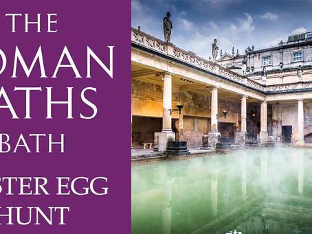 Roman Baths Easter Egg Hunt