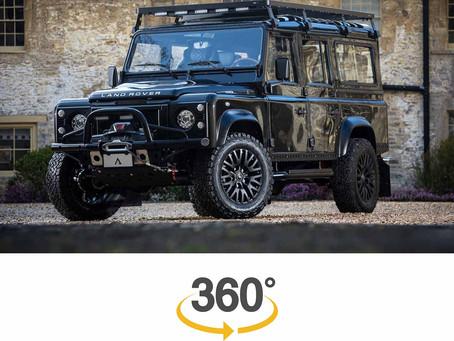 Arkonik - Land Rover Defenders