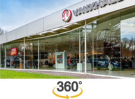 Islington Vauxhall Chippenham Goes 360!
