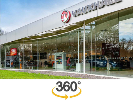 Islington Vauxhall Chippenham Goes 360!
