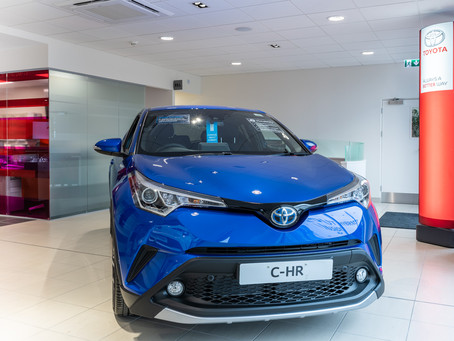 Platinum Toyota Trowbridge